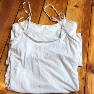 Aerie white camis